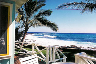 Oceanview Deck (Lanai)